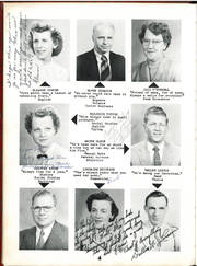 Page 8, 1955 Edition, Crandon High School - Cardinal Yearbook (Crandon, WI) online yearbook collection