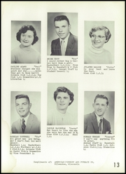 Page 17, 1956 Edition, Crandon High School - Annual Yearbook (Crandon, WI) online yearbook collection