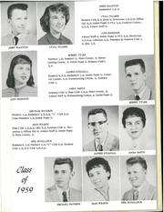 Page 11, 1959 Edition, Crandon High School - Cardinal Yearbook (Crandon, WI) online yearbook collection