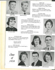 Page 14, 1959 Edition, Crandon High School - Cardinal Yearbook (Crandon, WI) online yearbook collection