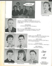 Page 16, 1959 Edition, Crandon High School - Cardinal Yearbook (Crandon, WI) online yearbook collection