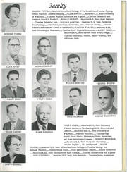 Page 7, 1959 Edition, Crandon High School - Cardinal Yearbook (Crandon, WI) online yearbook collection