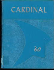 1960 Edition, Crandon High School - Cardinal Yearbook (Crandon, WI)