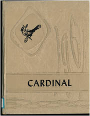1961 Edition, Crandon High School - Cardinal Yearbook (Crandon, WI)