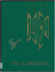 1964 Edition, Crandon High School - Cardinal Yearbook (Crandon, WI)