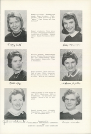 Page 17, 1958 Edition, Fennimore High School - Voyager Yearbook (Fennimore, WI) online yearbook collection