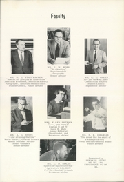 Page 7, 1958 Edition, Fennimore High School - Voyager Yearbook (Fennimore, WI) online yearbook collection