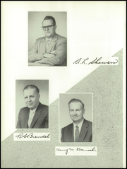 Page 12, 1958 Edition, Lincoln High School - Quill Yearbook (Milwaukee, WI) online yearbook collection