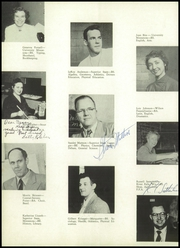 Page 10, 1955 Edition, Grantsburg High School - Jack Pine Slivers Yearbook (Grantsburg, WI) online yearbook collection