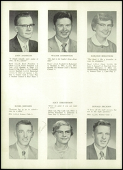 Page 12, 1955 Edition, Grantsburg High School - Jack Pine Slivers Yearbook (Grantsburg, WI) online yearbook collection