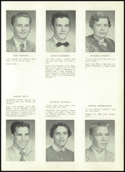 Page 13, 1955 Edition, Grantsburg High School - Jack Pine Slivers Yearbook (Grantsburg, WI) online yearbook collection