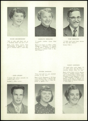 Page 14, 1955 Edition, Grantsburg High School - Jack Pine Slivers Yearbook (Grantsburg, WI) online yearbook collection