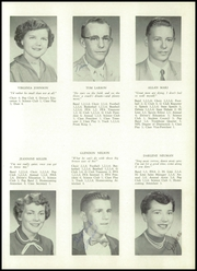 Page 15, 1955 Edition, Grantsburg High School - Jack Pine Slivers Yearbook (Grantsburg, WI) online yearbook collection