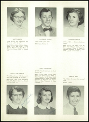 Page 16, 1955 Edition, Grantsburg High School - Jack Pine Slivers Yearbook (Grantsburg, WI) online yearbook collection