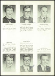 Page 17, 1955 Edition, Grantsburg High School - Jack Pine Slivers Yearbook (Grantsburg, WI) online yearbook collection