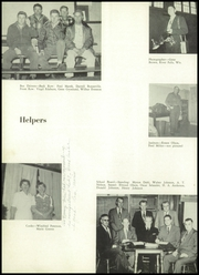 Page 8, 1955 Edition, Grantsburg High School - Jack Pine Slivers Yearbook (Grantsburg, WI) online yearbook collection