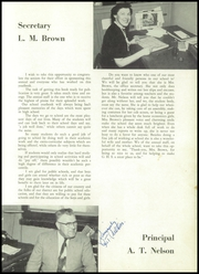 Page 9, 1955 Edition, Grantsburg High School - Jack Pine Slivers Yearbook (Grantsburg, WI) online yearbook collection
