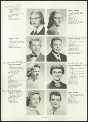 Page 16, 1959 Edition, Darlington Community High School - Pekatonia Yearbook (Darlington, WI) online yearbook collection