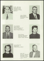 Page 7, 1959 Edition, Darlington Community High School - Pekatonia Yearbook (Darlington, WI) online yearbook collection