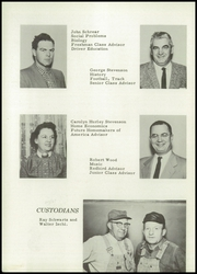 Page 8, 1959 Edition, Darlington Community High School - Pekatonia Yearbook (Darlington, WI) online yearbook collection