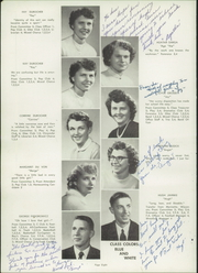 Page 12, 1956 Edition, Coleman High School - Les Adieu Yearbook (Coleman, WI) online yearbook collection