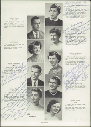 Page 15, 1956 Edition, Coleman High School - Les Adieu Yearbook (Coleman, WI) online yearbook collection