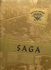 1958 Edition, Cadott High School - Saga Yearbook (Cadott, WI)