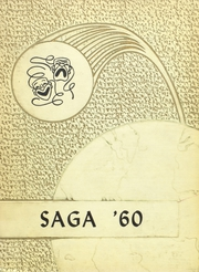 1960 Edition, Cadott High School - Saga Yearbook (Cadott, WI)