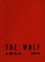 Page 1, 1954 Edition, Little Wolf High School - Wolf Yearbook (Manawa, WI) online yearbook collection