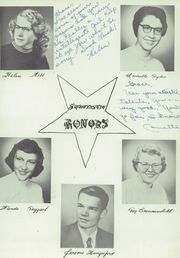 Page 13, 1954 Edition, Little Wolf High School - Wolf Yearbook (Manawa, WI) online yearbook collection