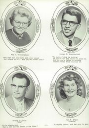 Page 16, 1954 Edition, Little Wolf High School - Wolf Yearbook (Manawa, WI) online yearbook collection