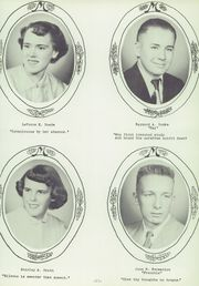 Page 17, 1954 Edition, Little Wolf High School - Wolf Yearbook (Manawa, WI) online yearbook collection