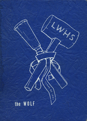 Page 1, 1955 Edition, Little Wolf High School - Wolf Yearbook (Manawa, WI) online yearbook collection