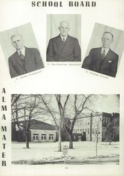 Page 10, 1955 Edition, Little Wolf High School - Wolf Yearbook (Manawa, WI) online yearbook collection