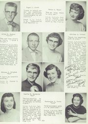 Page 15, 1955 Edition, Little Wolf High School - Wolf Yearbook (Manawa, WI) online yearbook collection