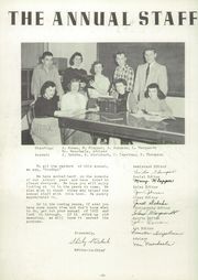 Page 6, 1955 Edition, Little Wolf High School - Wolf Yearbook (Manawa, WI) online yearbook collection