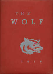 1956 Edition, Little Wolf High School - Wolf Yearbook (Manawa, WI)