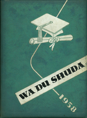 1958 Edition, New Lisbon High School - Wa Du Shuda Yearbook (New Lisbon, WI)