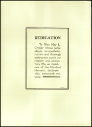 Page 10, 1929 Edition, Wauwatosa High School - Cardinal Pennant Yearbook (Wauwatosa, WI) online yearbook collection
