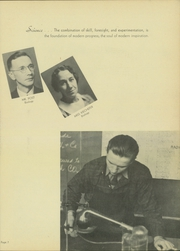 Page 11, 1938 Edition, Wauwatosa High School - Cardinal Pennant Yearbook (Wauwatosa, WI) online yearbook collection