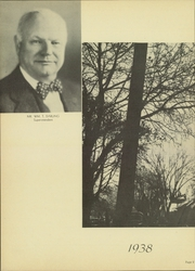 Page 6, 1938 Edition, Wauwatosa High School - Cardinal Pennant Yearbook (Wauwatosa, WI) online yearbook collection