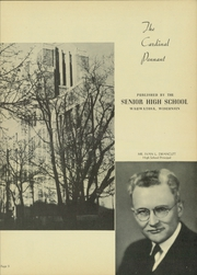 Page 7, 1938 Edition, Wauwatosa High School - Cardinal Pennant Yearbook (Wauwatosa, WI) online yearbook collection