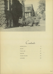Page 8, 1938 Edition, Wauwatosa High School - Cardinal Pennant Yearbook (Wauwatosa, WI) online yearbook collection