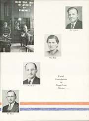 Page 11, 1942 Edition, Wauwatosa High School - Cardinal Pennant Yearbook (Wauwatosa, WI) online yearbook collection