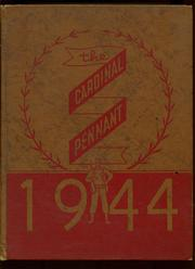 Page 1, 1944 Edition, Wauwatosa High School - Cardinal Pennant Yearbook (Wauwatosa, WI) online yearbook collection