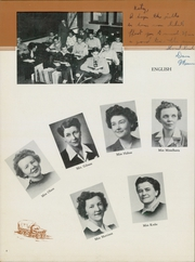 Page 10, 1944 Edition, Wauwatosa High School - Cardinal Pennant Yearbook (Wauwatosa, WI) online yearbook collection