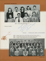 Page 14, 1944 Edition, Wauwatosa High School - Cardinal Pennant Yearbook (Wauwatosa, WI) online yearbook collection