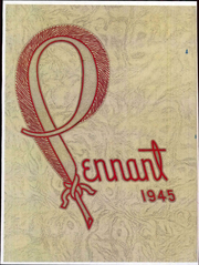 Wauwatosa High School - Cardinal Pennant Yearbook (Wauwatosa, WI) online yearbook collection, 1945 Edition, Page 1