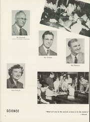 Page 12, 1953 Edition, Wauwatosa High School - Cardinal Pennant Yearbook (Wauwatosa, WI) online yearbook collection