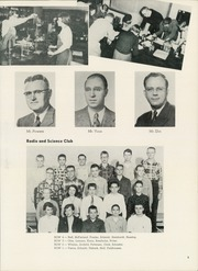 Page 13, 1953 Edition, Wauwatosa High School - Cardinal Pennant Yearbook (Wauwatosa, WI) online yearbook collection